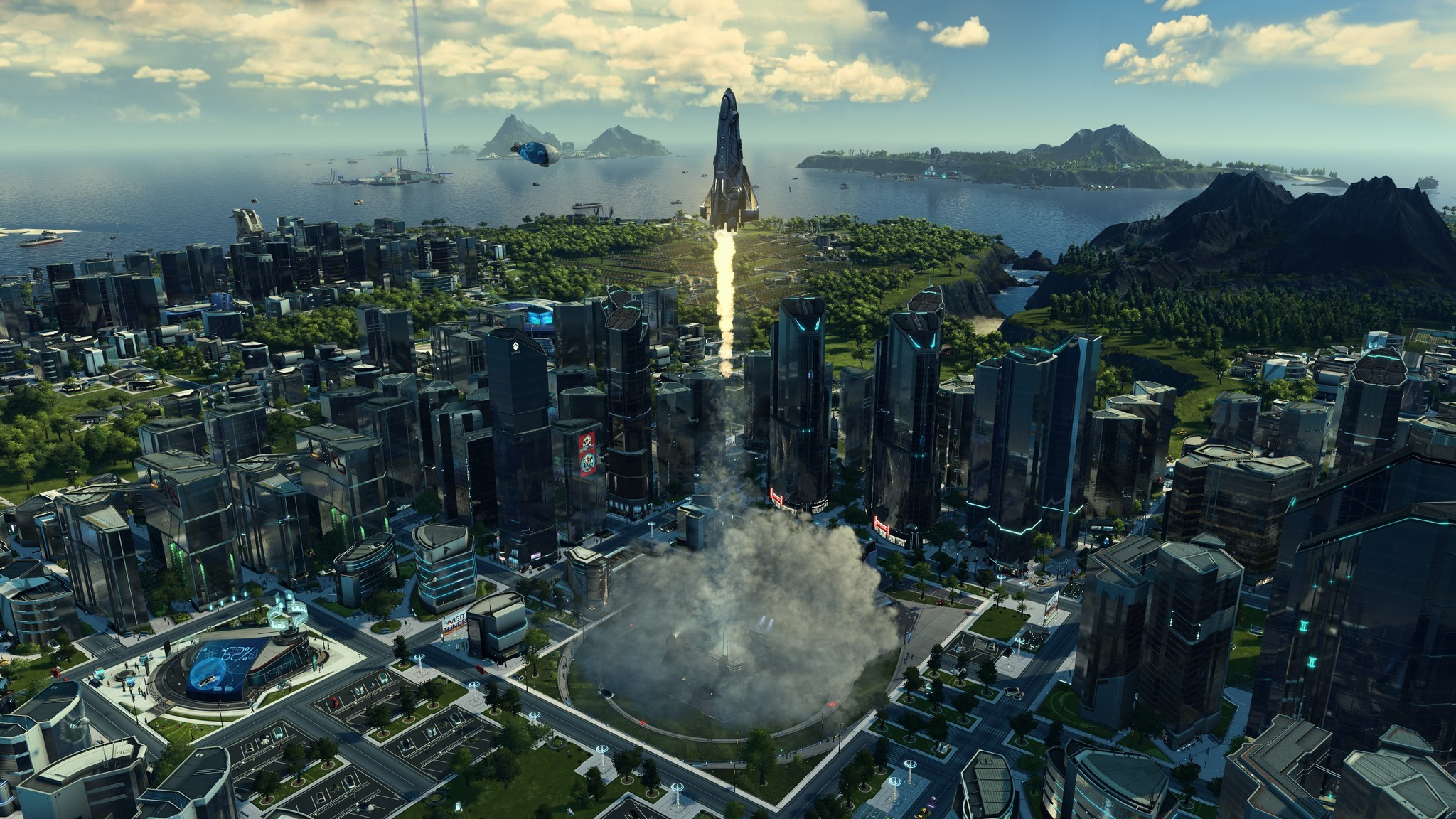 Anno 2205 + CASHBACK ✅ WARRANTY | UPLAY