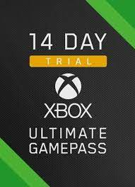 XBOX GAME PASS ULTIMATE 14 DAY