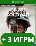 ⭕COD: Black Ops Cold War CrossGen XBOX ONE Series X|S