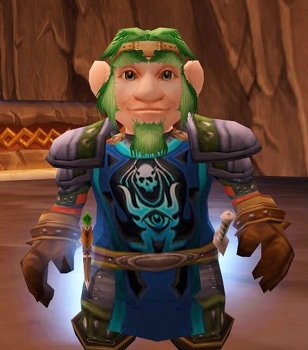 WOW Код Tabard of the FROST (Blue/Синий табард) EU/RU
