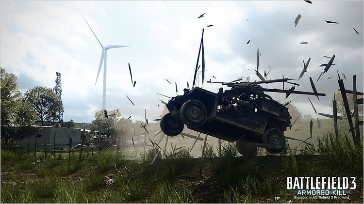 Battlefield 3 ™: Armored Kill