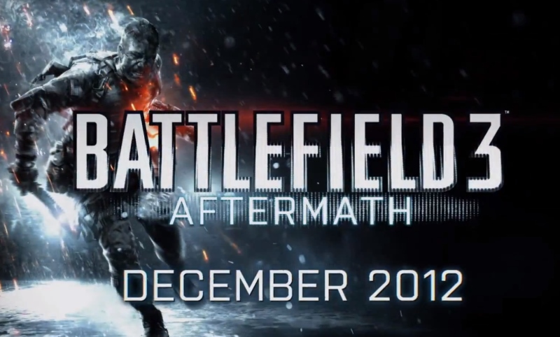 BATTLEFIELD 3 Aftermath [ORIGIN KEY] + GIFT