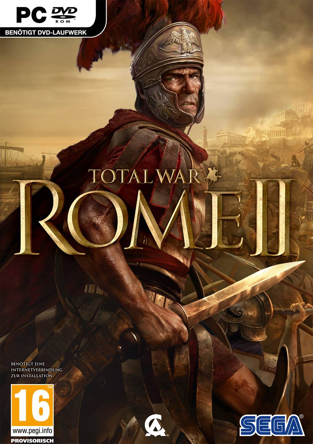 Total War: ROME II [Steam] + DLC «Culture Policy""