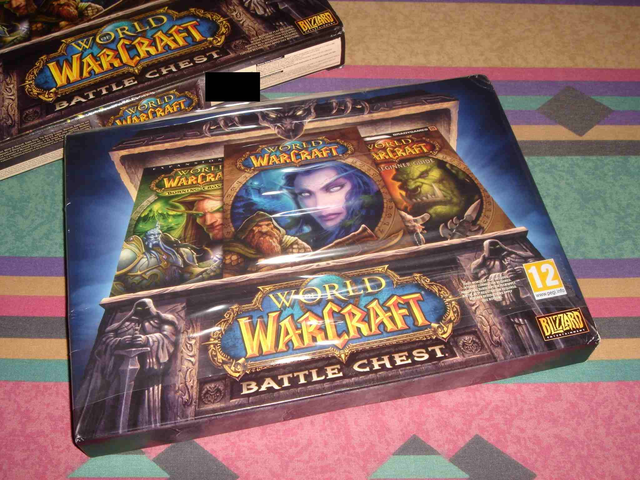 World of Warcraft: Battle Chest (14 days, RU)