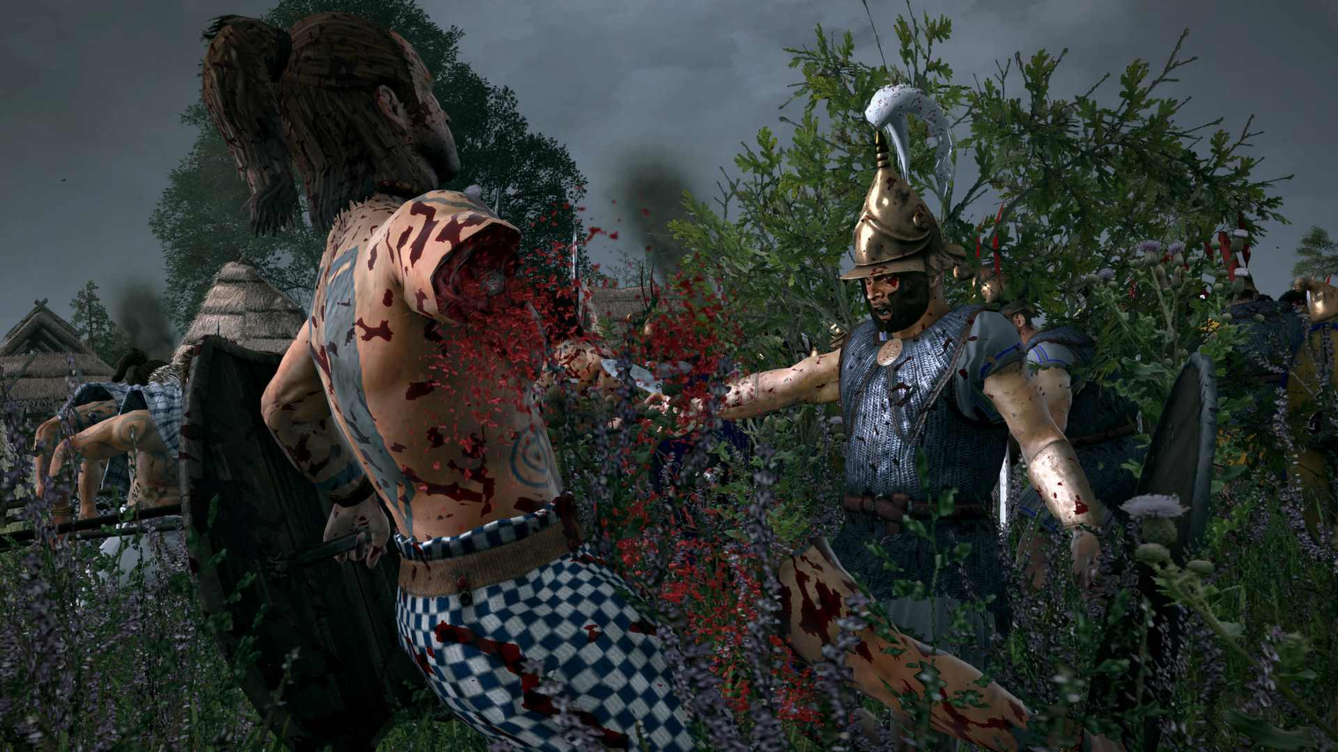 "Total War: Rome II - Addition: ""Blood and circuses"""