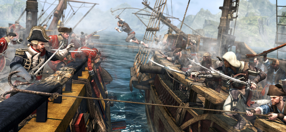 ASSASSIN'S CREED® IV BLACK FLAG ™ (uplay) + GIFT
