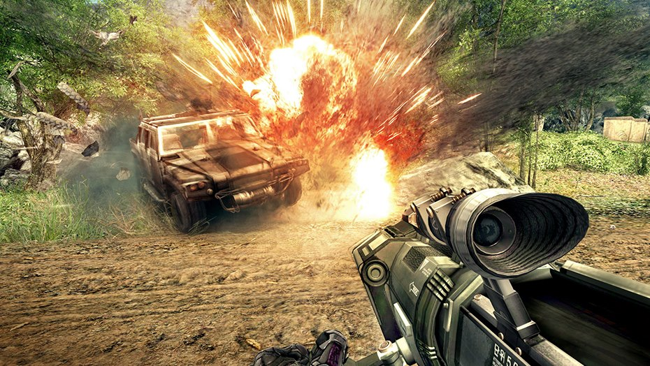 CRYSIS WARHEAD® CD-KEY от EA™ + GIFT
