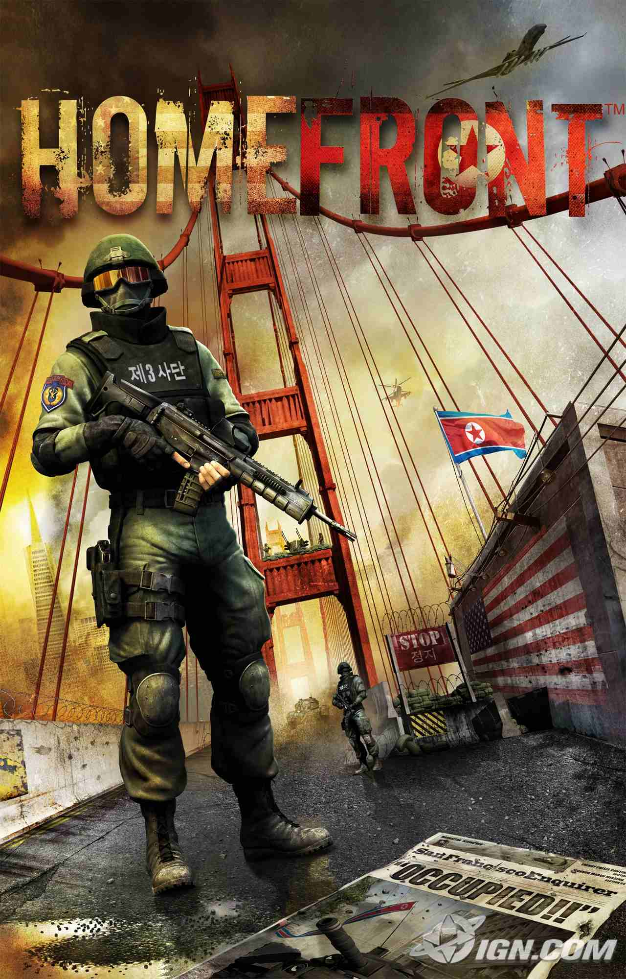 HOMEFRONT - CD-KEY - ключ Steam Region Free + СКИДКИ