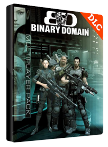 Binary Domain - Multiplayer Pack [Steam] + DISCOUNTS