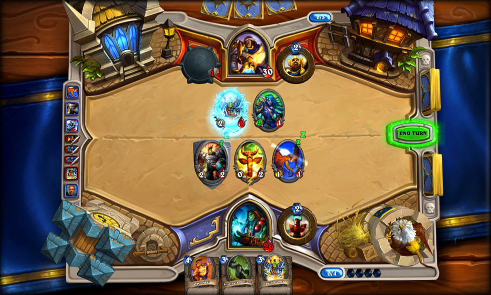 Hearthstone ™: Heroes of Warcraft - A set of cards expert