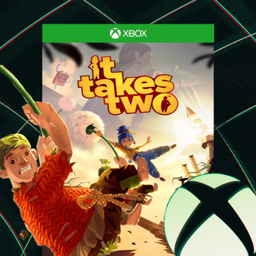 It Takes Two Xbox One & Series X/S КЛЮЧ🔑