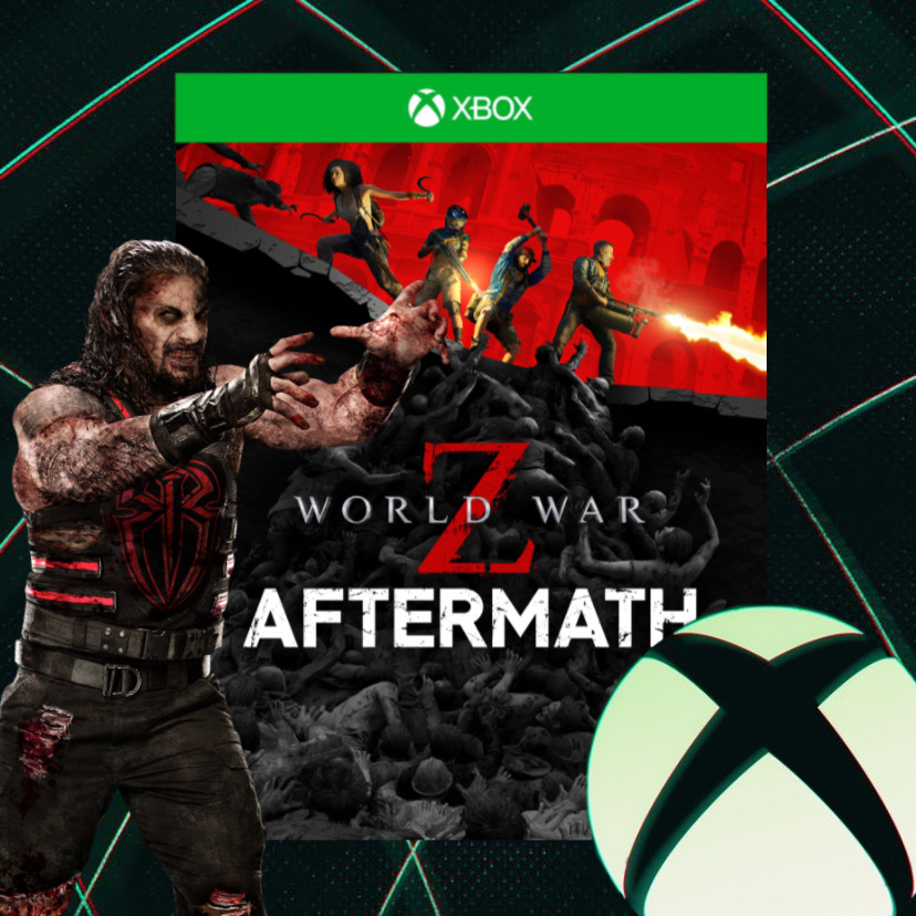World War Z: Aftermath Xbox One & Series X|S КЛЮЧ🔑
