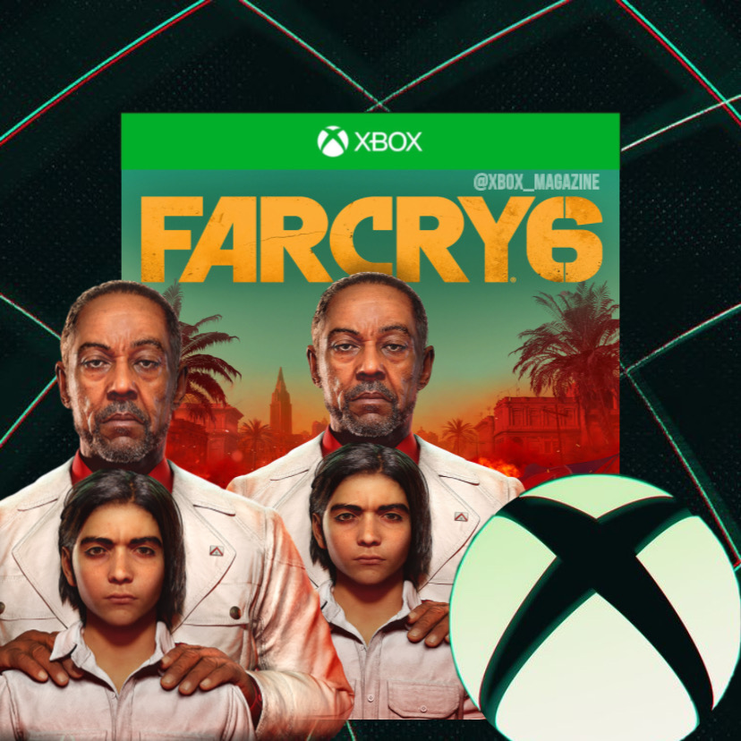 FAR CRY 6 Xbox One & Series X|S КЛЮЧ🔑