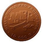 Оплата услуг 10000 рублей hello-world.pro