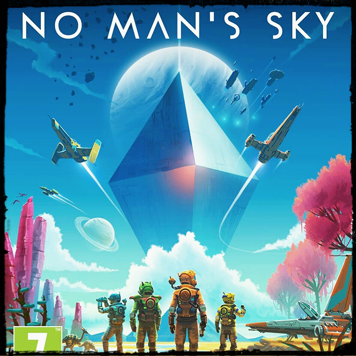 No Man´s Sky ☄️ XBOX One key 🔑 Code 🇦🇷