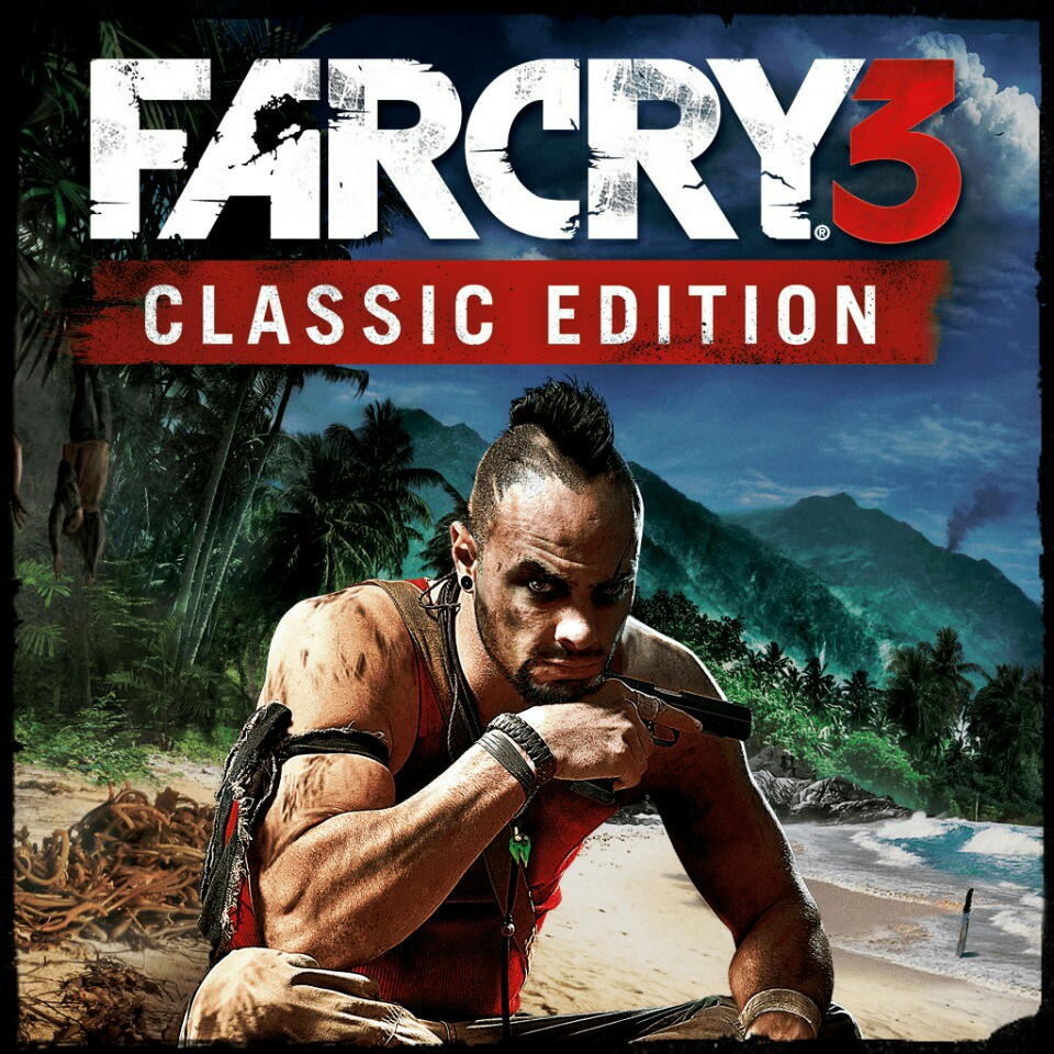 Far Cry 3 Classic Edition XBOX One key 🔑 Code [🇦🇷]