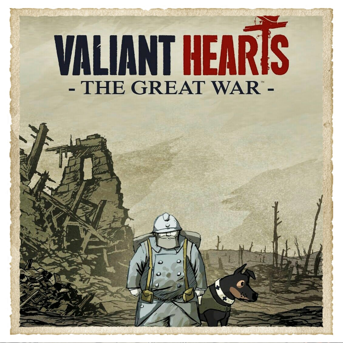 Valiant Hearts The Great War XBOX One key 🔑 Code 🇦🇷