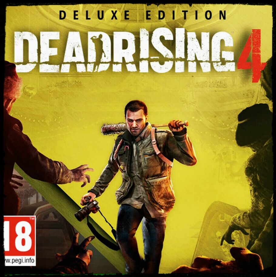 Dead Rising 4 Deluxe Edition XBOX One ключ 🔑 Код 🇦🇷