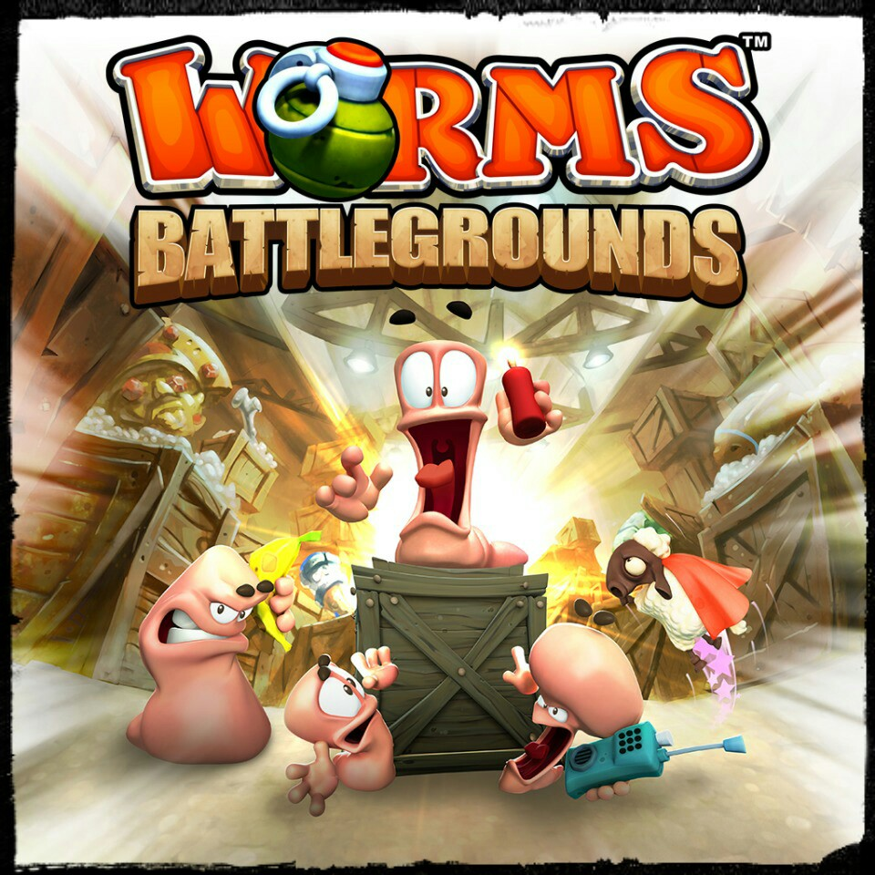 Worms Battlegrounds 🐛 XBOX One key 🔑 Code 🇦🇷