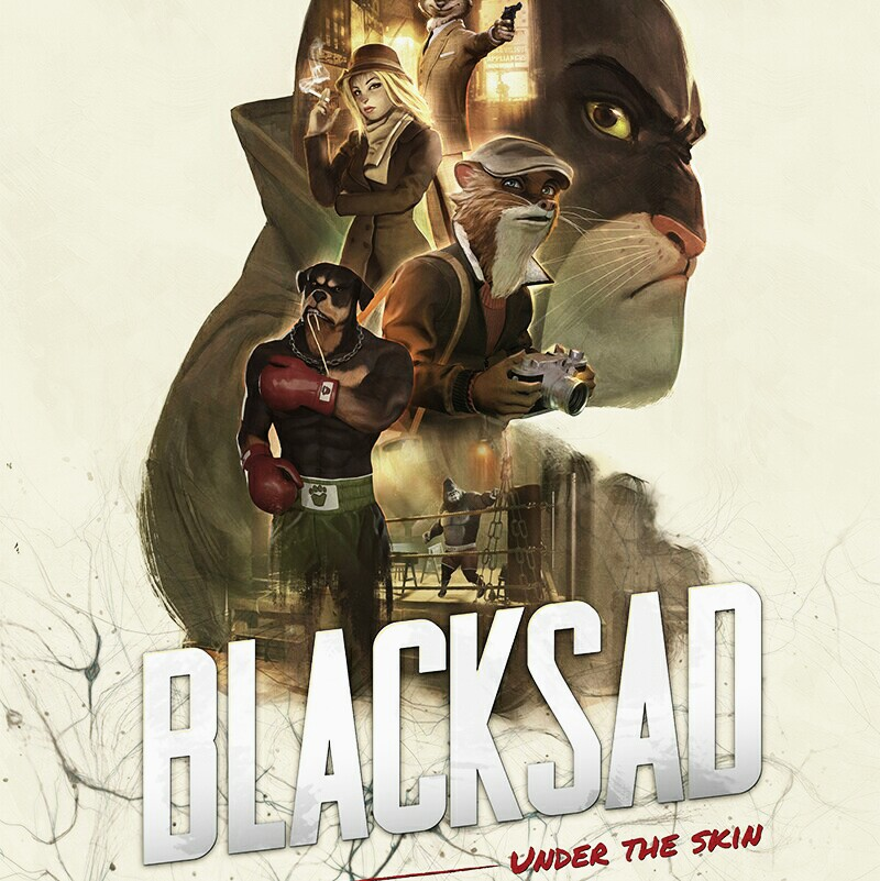 Купить Blacksad: Under the Skin XBOX One + ПК ключ ? Код ?? и скачать