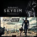 Skyrim Special + Fallout 4 G.O.T.Y XBOX ключ
