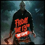 Friday the 13th  The Game XBOX One ключ  Код