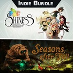 INDIE BUNDLE Shiness + Seasons After Fall XBOX ключ