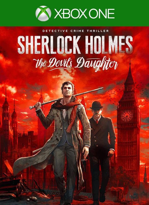 💎Sherlock Holmes The Devil´s Daughter КЛЮЧ XBOX 🔑🔑🔑