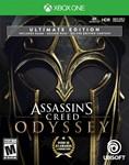 Assassins Creed Одиссея ULTIMATE EDITION XBOX KEY КЛЮЧ