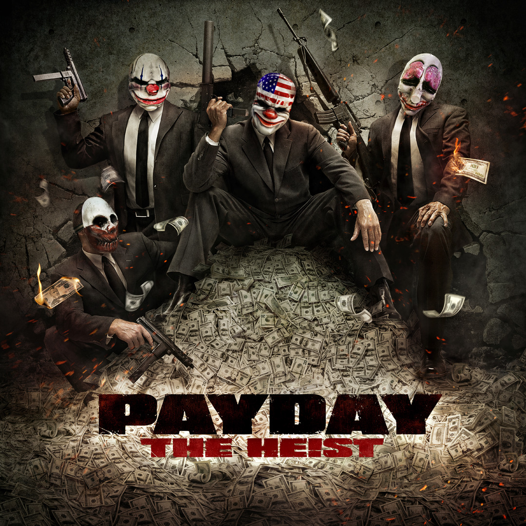 PAYDAY™ The Heist (Steam gift RU/CIS)