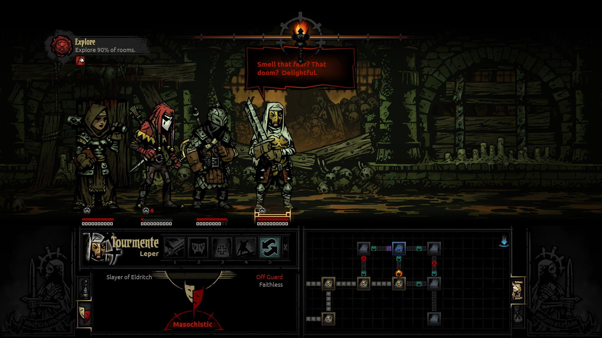 Darkest Dungeon (Steam gift RU/CIS)
