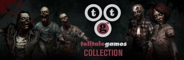 Telltale Collection (Steam gift RU/CIS)
