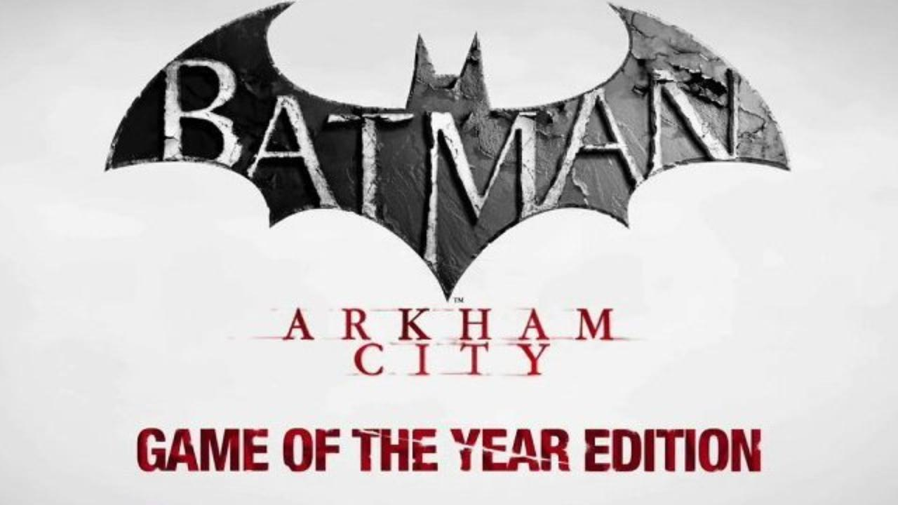 Batman™: Arkham City GOTY (Steam Key, Region Free)