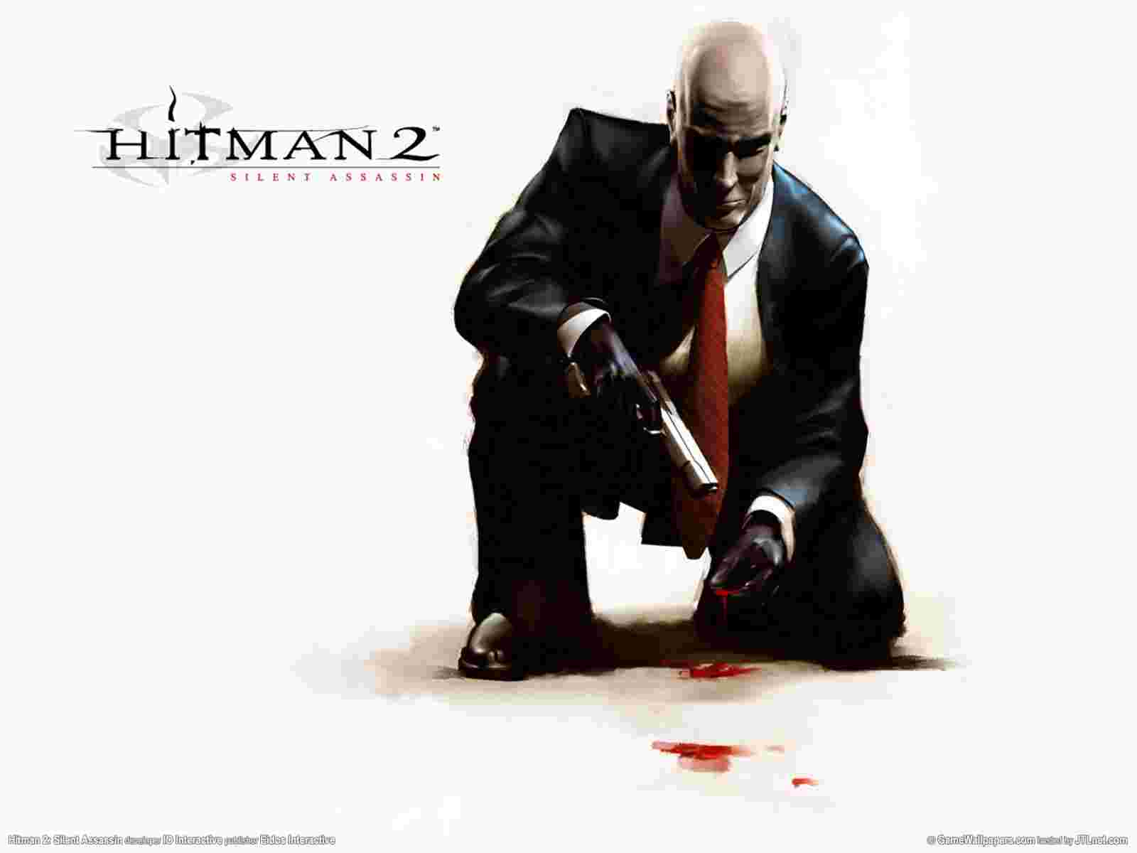 Hitman 2: Silent Assassin (Steam Key, Region Free)