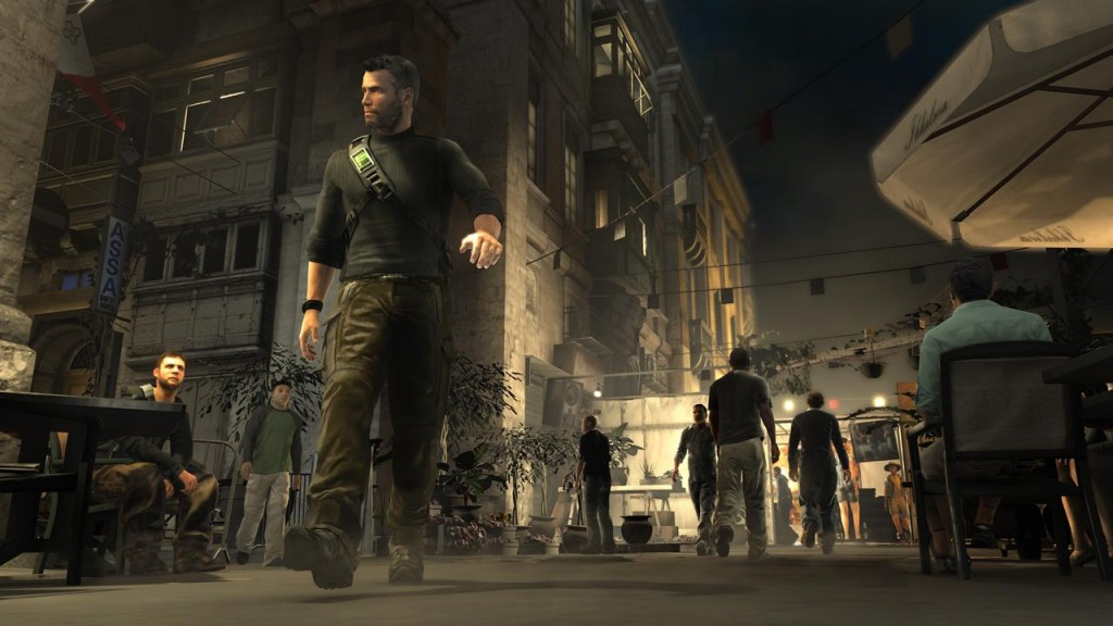 Tom Clancy´s Splinter Cell Elite Echelon Edition