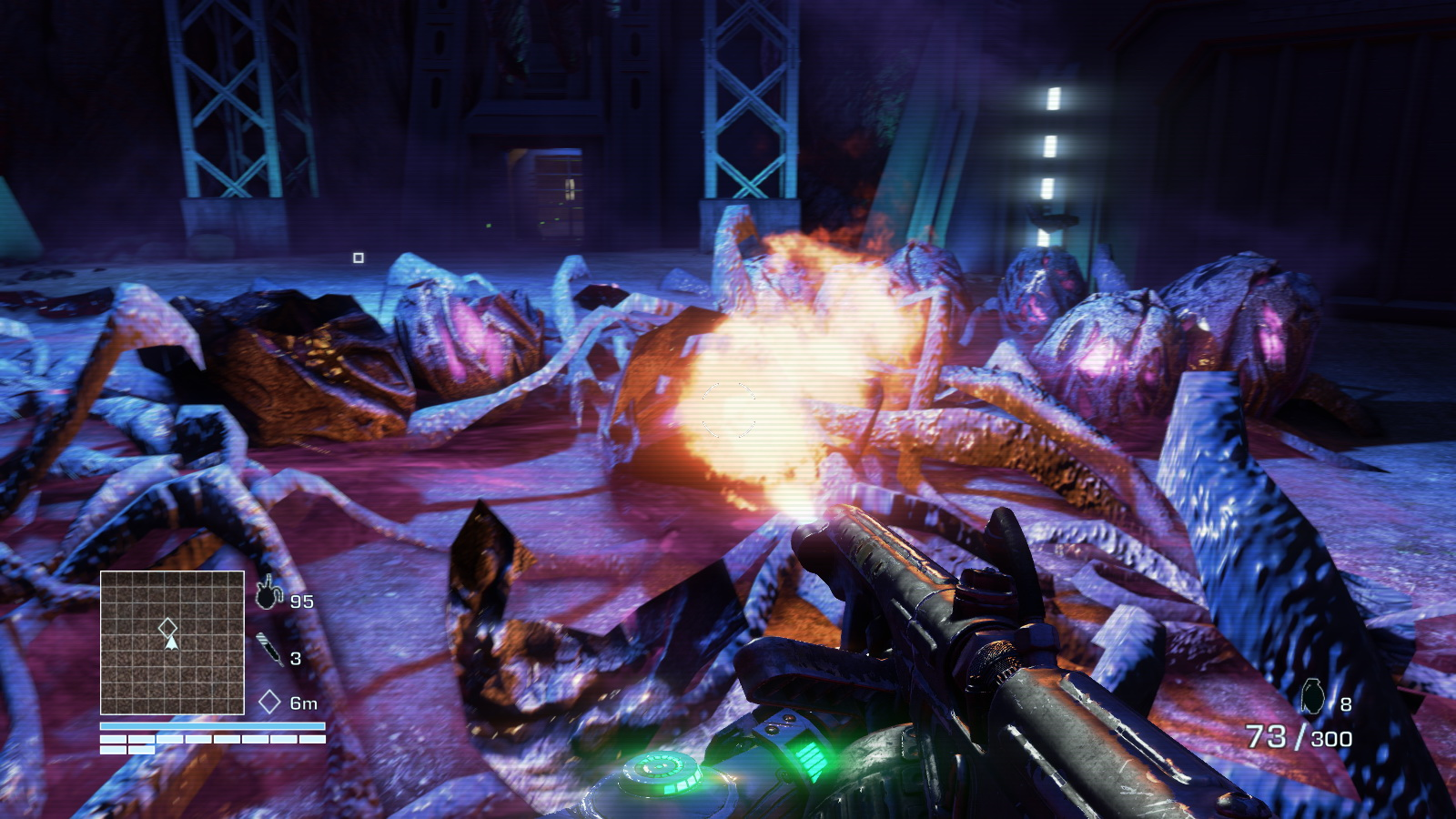 Far Cry 3 - Blood Dragon (Steam gift RU/CIS+VPN)