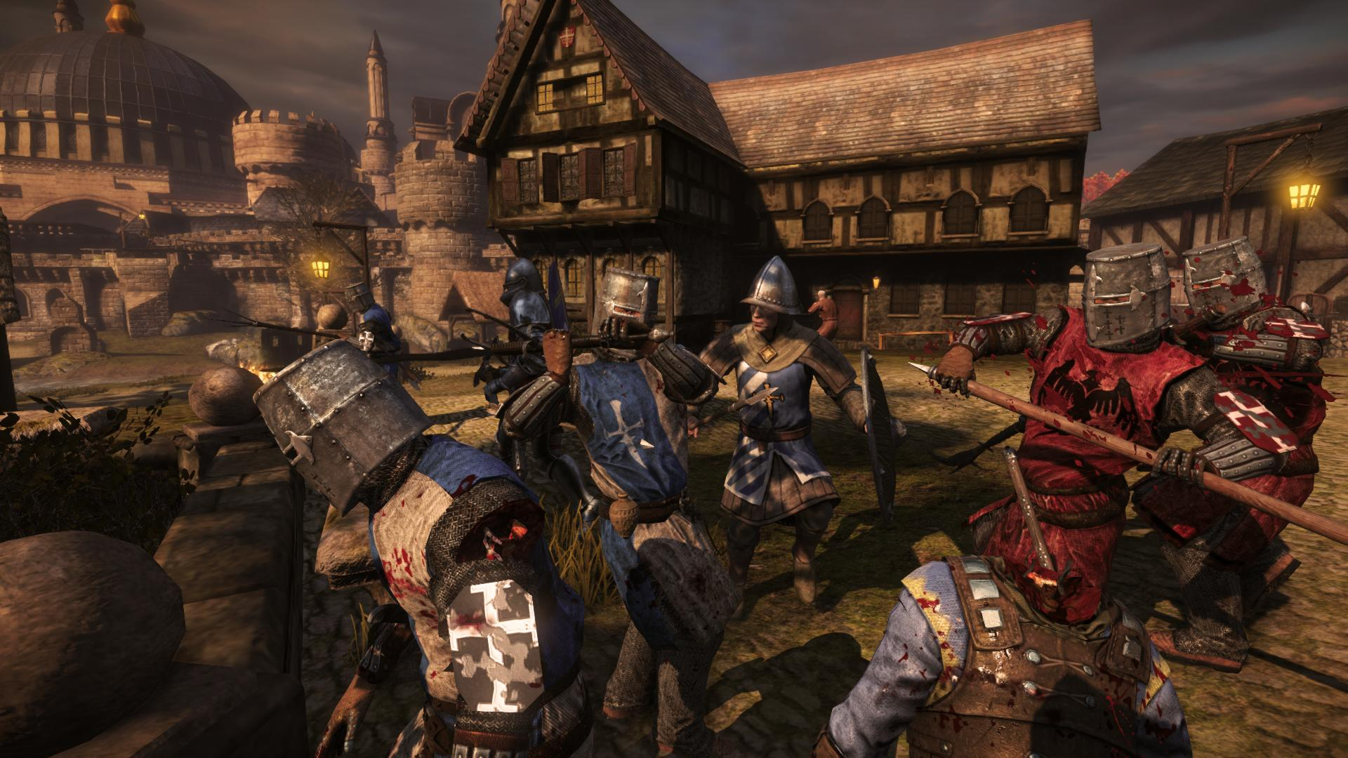 Chivalry: Medieval Warfare (Steam gift RU/CIS+VPN)