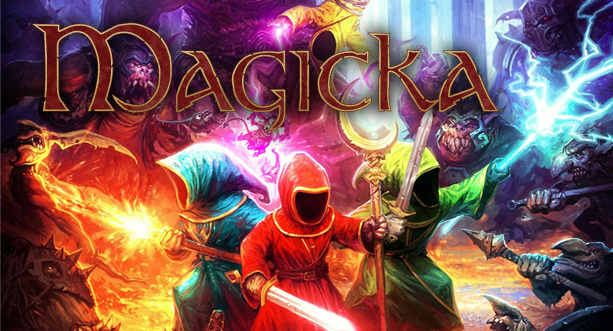 Magicka (Steam gift RU/CIS+VPN)