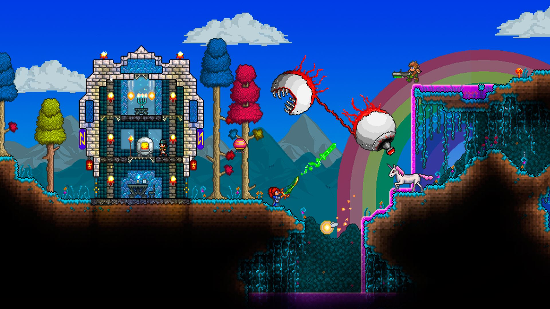 Terraria (Steam gift RU/CIS+VPN)
