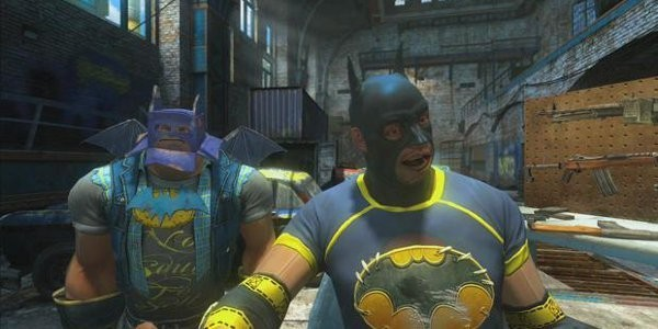 Gotham City Impostors:Professional Kit (Region Free)
