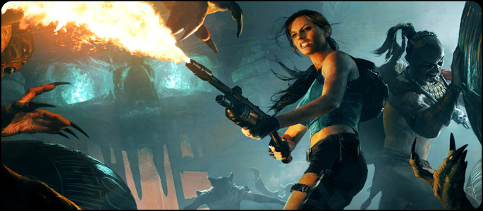Lara Croft and the Guardian of Light (Steam Key)