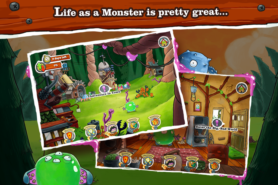 Monster Loves You! (Steam Key, Region Free)