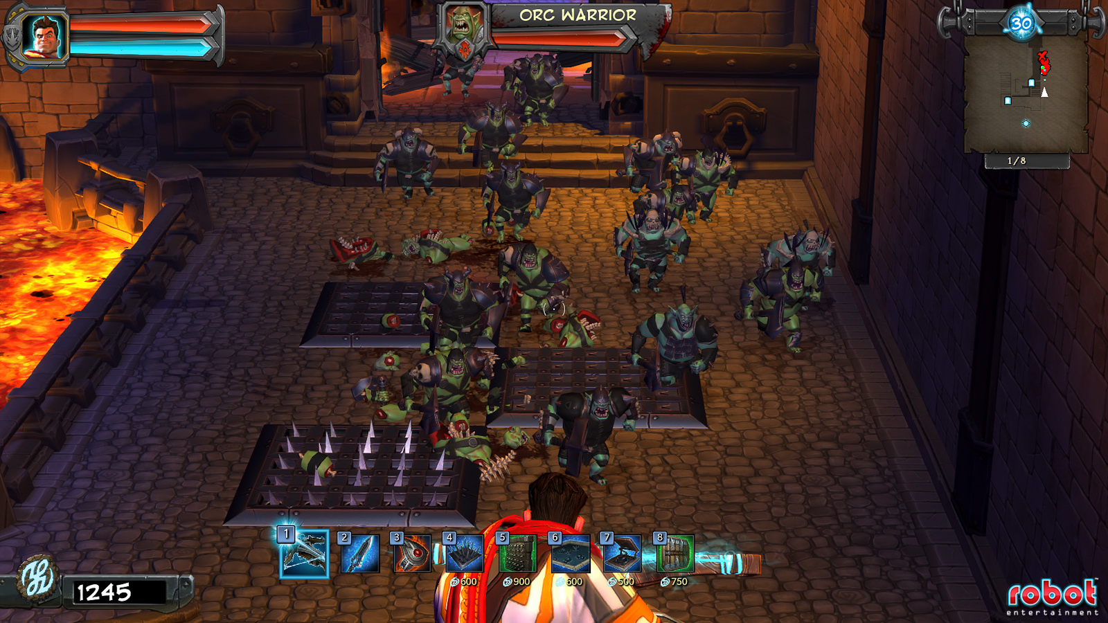 Orcs Must Die! GOTY (Steam Key, Region Free)