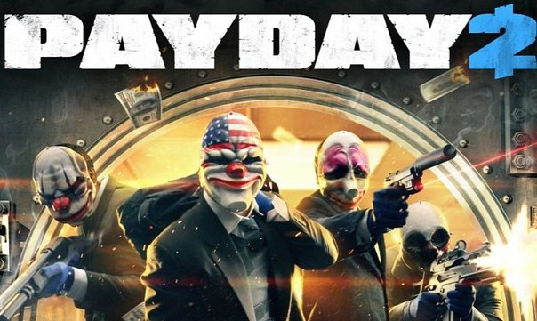 PAYDAY 2 Electarodent and Titan Masks Steam Key
