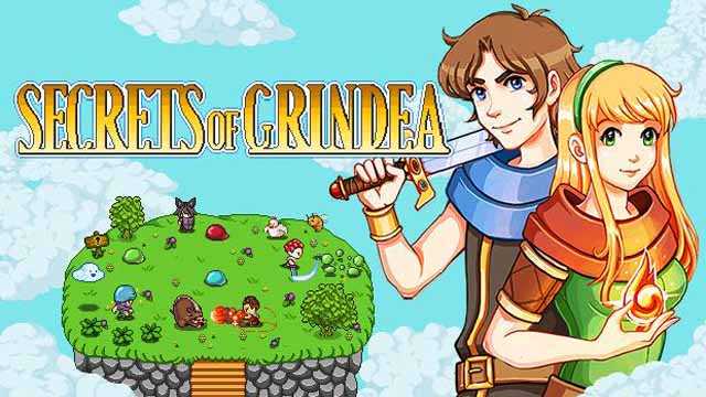 Secrets of Grindea (Steam Key, Region Free)