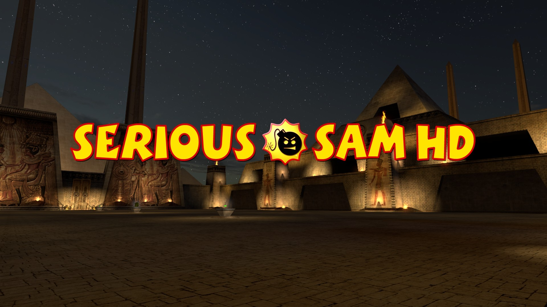 Serious Sam HD: The First Encounter (Key, Region Free)