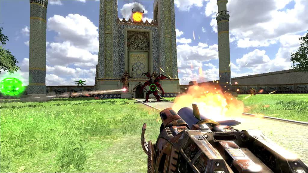 Serious Sam HD: The Second Encounter (Key, Free)