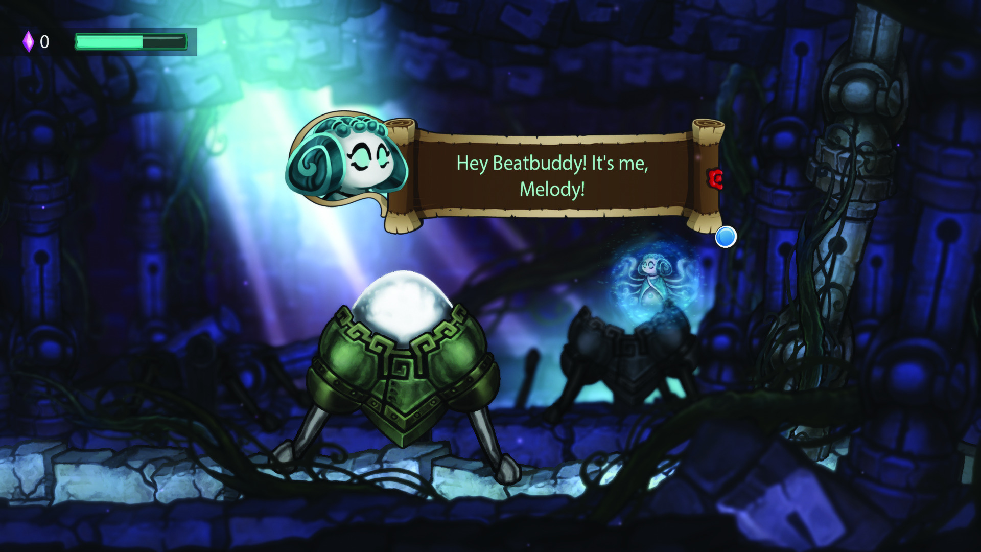 Beatbuddy: Tale of the Guardians Steam Key, Region Free