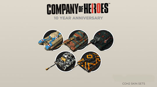 Company of Heroes 2 - Exclusive Skins Pack