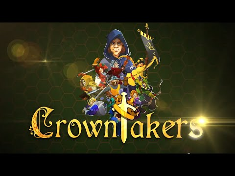 Crowntakers (Steam Key, Region Free)